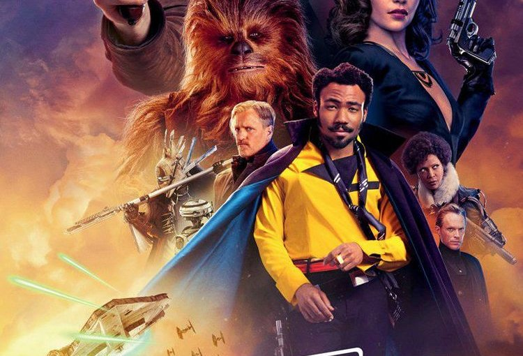 Solo a SOLO (A Star Wars Story)