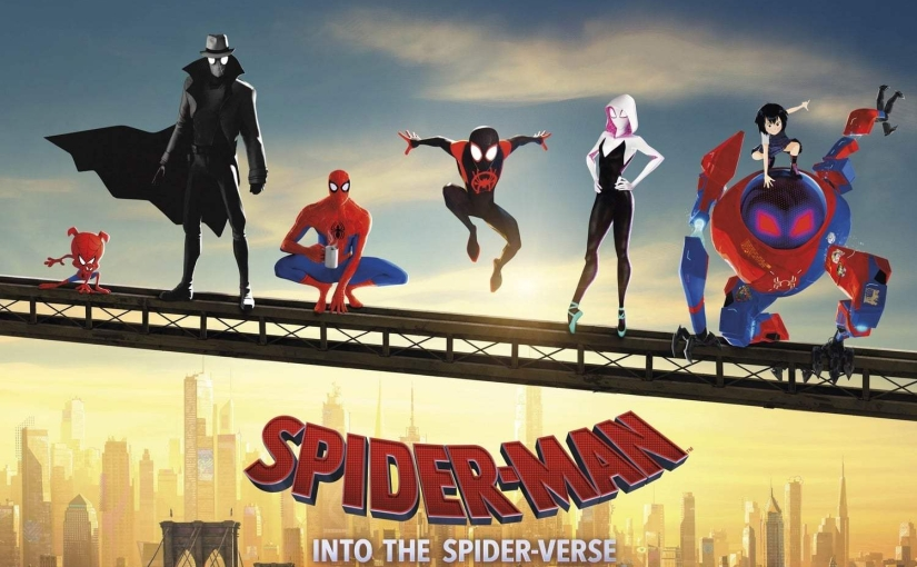 EL ARACNIVERSO (SPIDER-MAN: INTO THE SPIDER-VERSE)