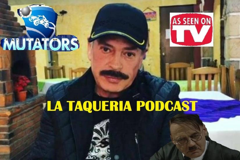 La Taqueria Presenta #63 : SERGIO GOYRI Y SUSMUTEITORS