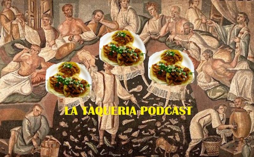 La Taqueria Presenta #66 : LOS DRINKINGGAMES