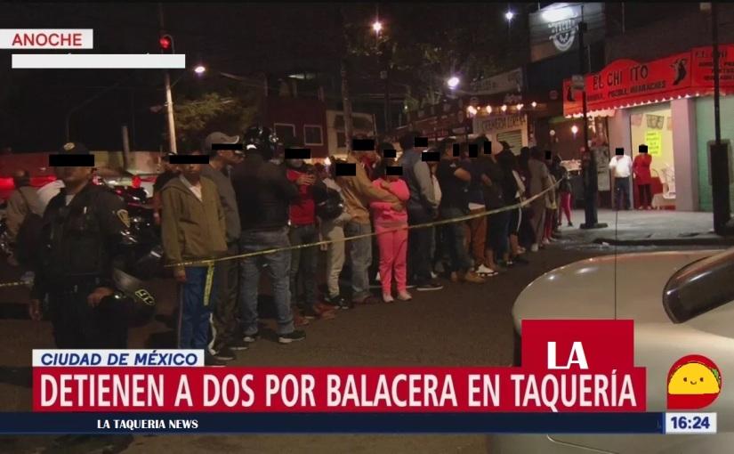 La Taqueria Presenta #81 : LA NOTAROJA