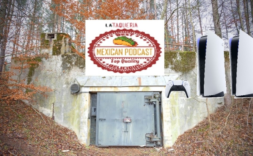 La Taqueria Presenta #99 : DESDE EL BUNKER CON UNPS5